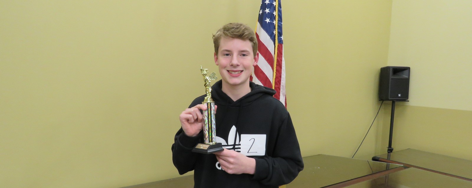Lee County Spelling Bee Champion